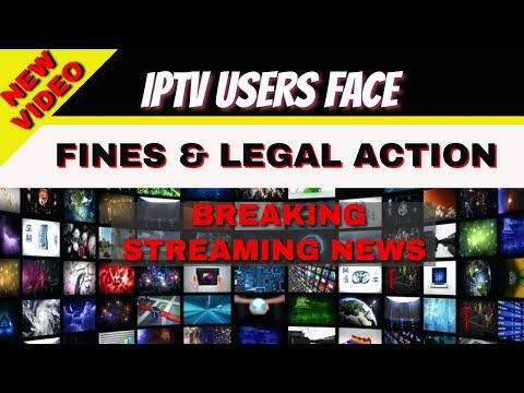 IPTV users facing