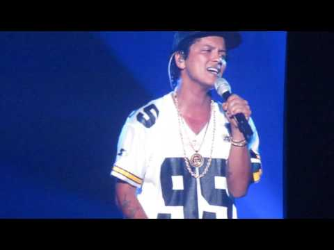 GSXFY17 - Private Event - Bruno Mars - When I was your man