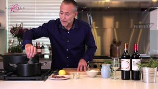 Bordeaux Wine Presents Everyday Roux: Boiled Leg Of Mutton With Anchovy & Parsley Sauce #4