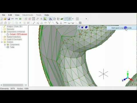 lisa finite element software