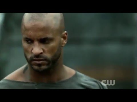 The 100 3x09 -  Lincoln's Death