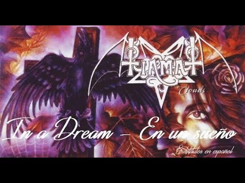 Tiamat - In a dream - Subtitulos en español music