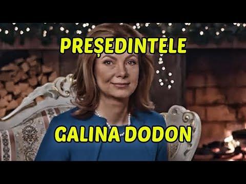 MESAJUL DE REVELION al Președintelui Galina Dodon