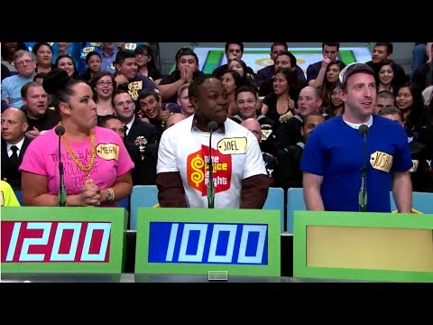 the price is right full episode from 2014 youtube. Black Bedroom Furniture Sets. Home Design Ideas