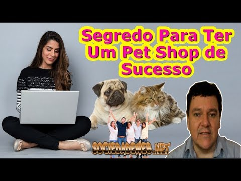 REVELANDO O SEGREDO PARA TER UM PET SHOP DE SUCESSO