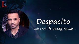 Luis Fonsi Despacito ft Daddy Yankee (lyrics) Full Music Song