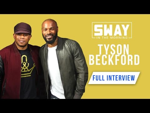 Tyson Beckford on Being First Male Super Model and Answers Homosexuality Question