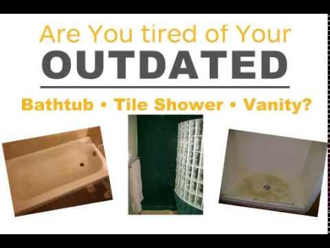 Shower Tile U0026 Bathtub Reglazing   Kansas City Refinishing