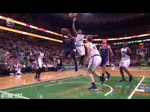 Marcus Smart 2017 NBA Playoffs Highlights