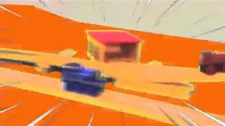 Thomas Train Stunts- Running in the 90s