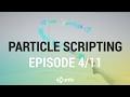 Controlling Particles Via Script - Parti