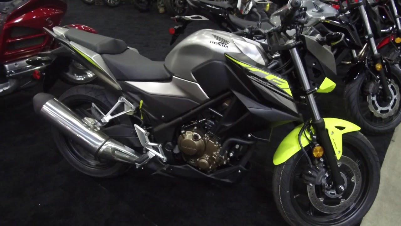 2017 Honda CB300 FA