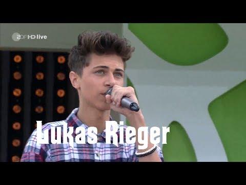 Lukas Rieger - Side By Side im ZDF Fernsehgarten 5.6.2017