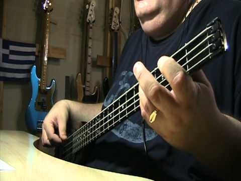 The Bee Gees How Can You Mend A Broken Heart Bass Cover Youtube