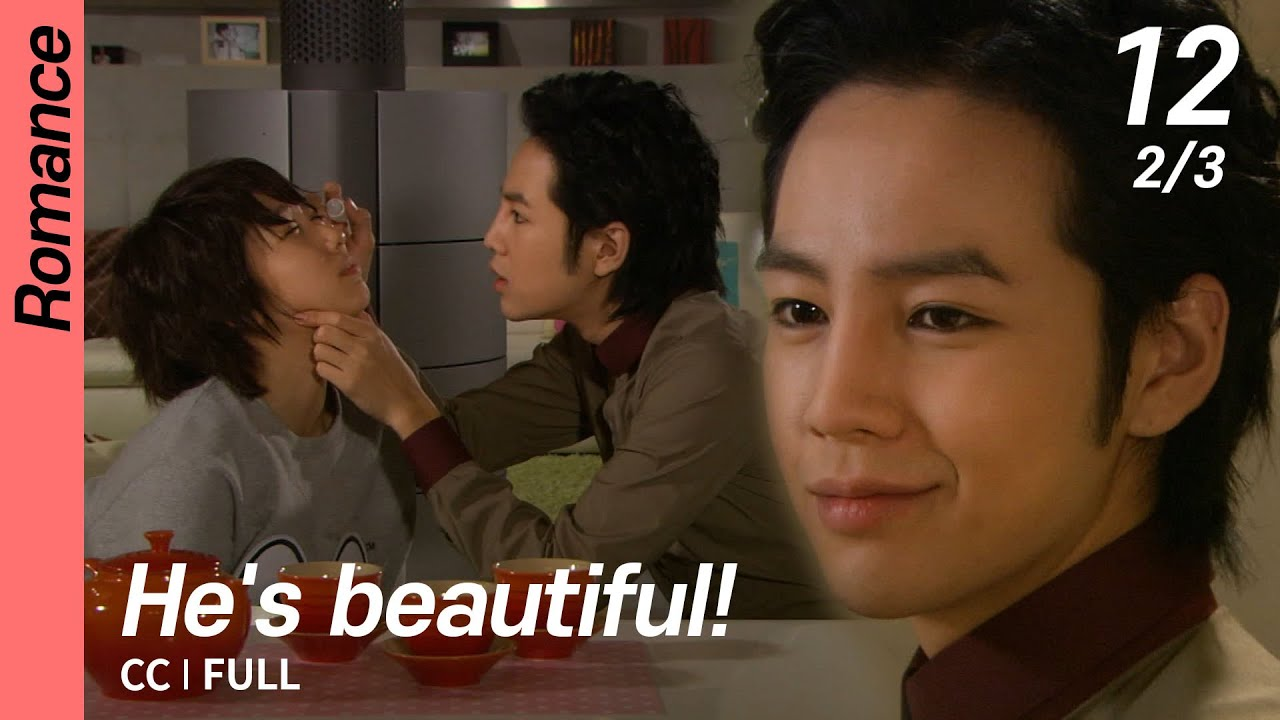 Download [CC/FULL]  He's beautiful! EP12 (2/3) | 미남이시네요
