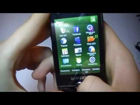 Samsung B5310 CorbyPRO Recenzja PL