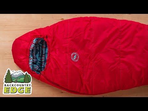 Big Agnes Little Red 15 Degree Kids Sleeping Bag