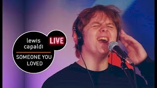 Download Lewis Capaldi - Someone You Loved live (MUZO.FM) Mp3 and Videos