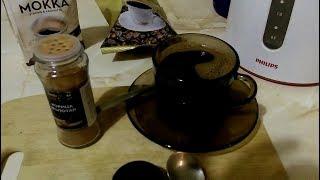 Кофе с имбирем и корицей. Польза имбирь корица.