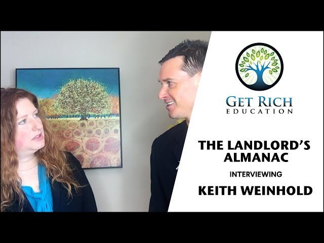 The Landlord's Almanac Interviewing Keith Weinhold