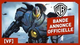 Download Video Pacific Rim - Bande Annonce Officielle (VF) - Guillermo Del Toro / Charlie Hunman / Idris Elba MP3 3GP MP4