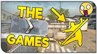 No Jump Challenge! | CS:GO Silver Games!