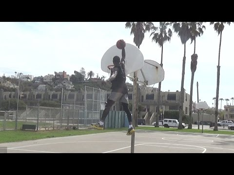 "Will Bunton Displays his 50"" Vertical Leap - SICK DUNKS!"