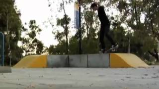 Ben Fisher SK8RATS Edit