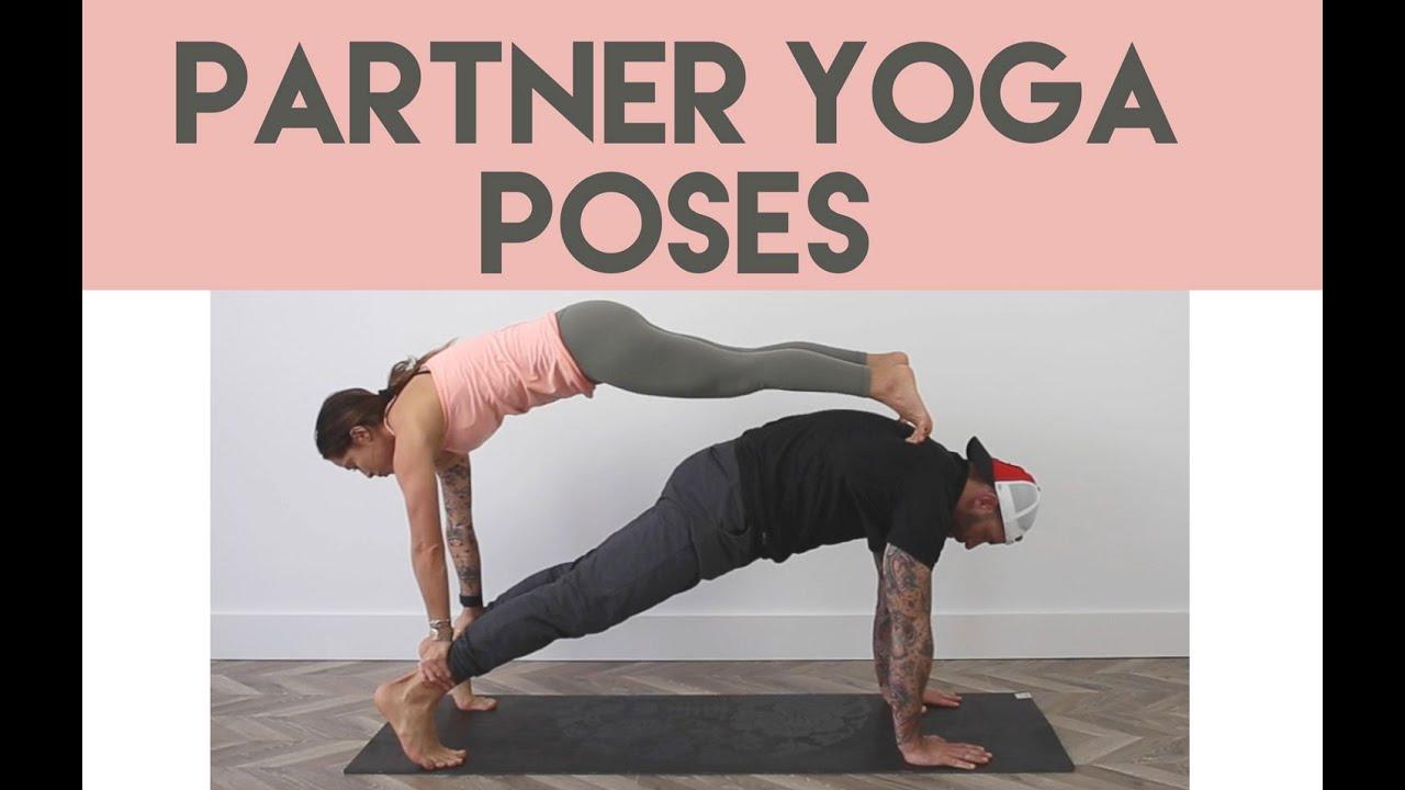 Kid Friendly Partner Yoga Poses Youtube