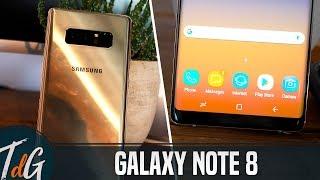 Samsung Galaxy Note 8, primeras impresiones