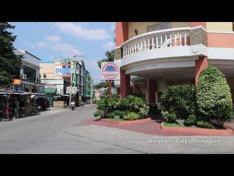 Popular Angeles City Hotel - Close to all the girlie bars