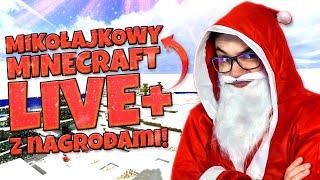 Mikołajkowy Minecraft LIVE+ z nagrodami! | LJay - Na żywo