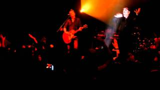 "KILLING JOKE ""Requiem"" Live in Vancouver Canada 14th December 2010 Absolute Dissent"