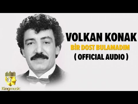 Volkan Konak - Bir Dost Bulamadım - ( Official Audio )