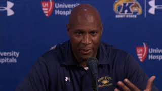 Kent State Football Press Conference 09/11/17