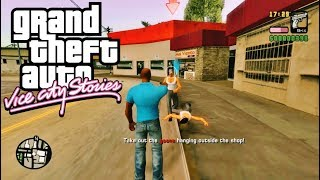 Grand Theft Auto: Vice City Stories PC Edition - Simple Mission (Gameplay)