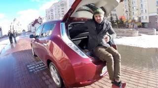 Жить с Nissan Leaf