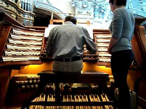 German Organ at the Passau Dom