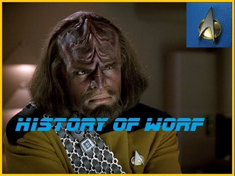 Download The History of Worf