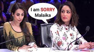 Malaika Arora Khan ANGRY On Yami Gautam For Coming Late On India's Got Talent