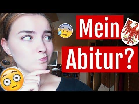 MEIN ABITUR IN BRANDENBURG - Erfahrung, Abiturschnitt 😱📝 STYLE AND TALK