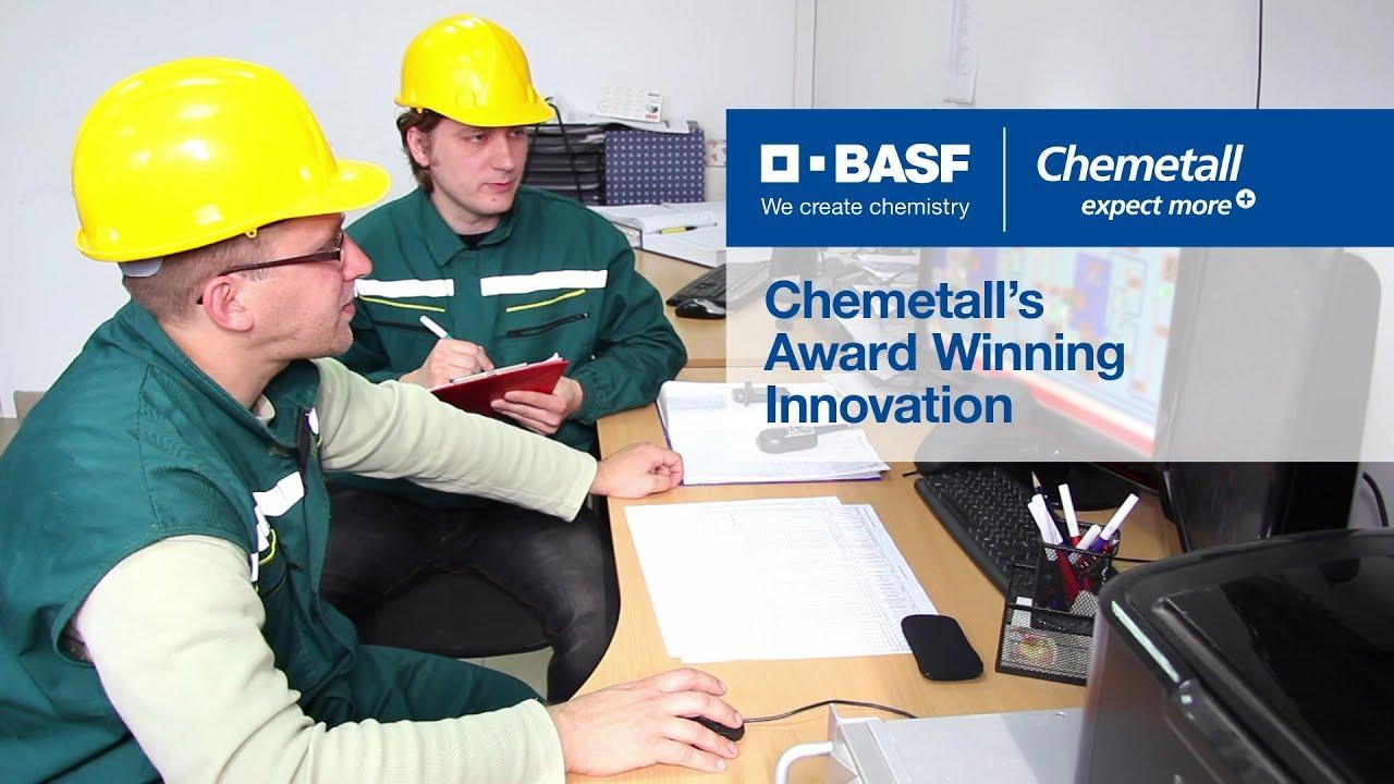 Chemetall's Award Winning Innovation