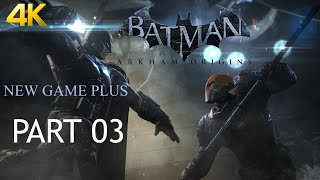 Batman: Arkham Origins - Part 03 - The Final Offer & Deathstroke