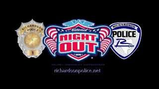 2015 National Night Out Richardson TX