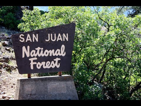 Visiting San Juan National Forest, National Forest in Colorado, United States