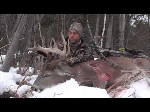 Marcus Kullman's Mecosta County Michigan 10 Pointer