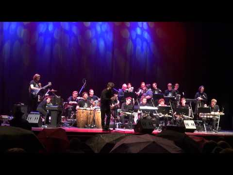 Big band 2, Univerza v Ljubljani Akademije za glasbo - Triada