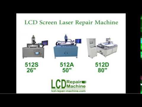 LCD Screen Laser Repair Machine