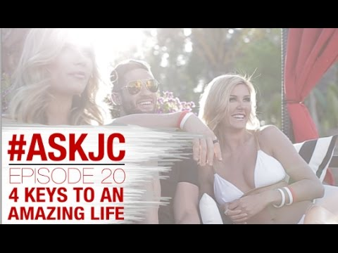 4 Keys To An Amazing Life (#Ask JC Ep. 20) from YouTube · Duration:  9 minutes 24 seconds