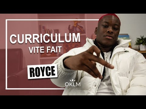 Youtube: ROYCE – Curriculum Vite Fait
